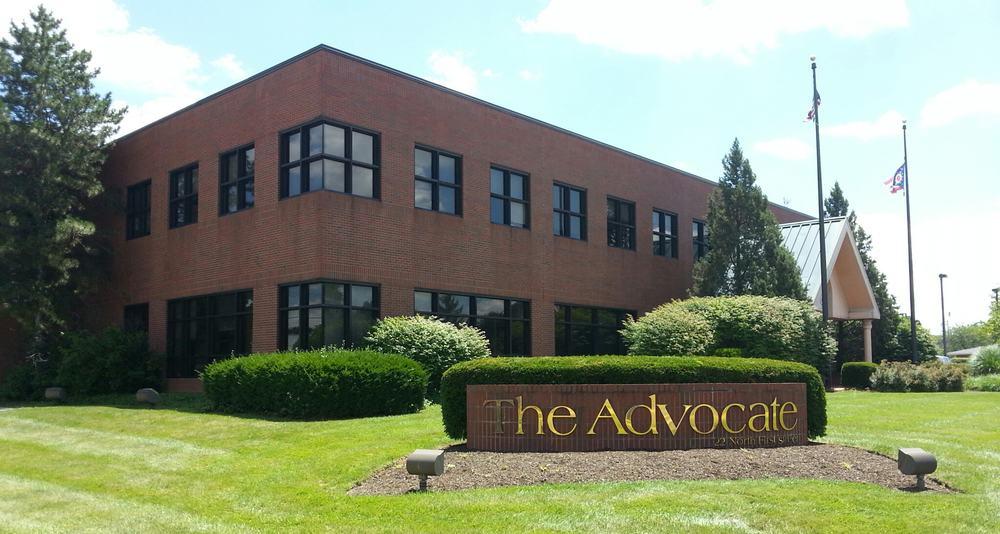 Gannett Advocate Building, Newark, Ohio: For Sale