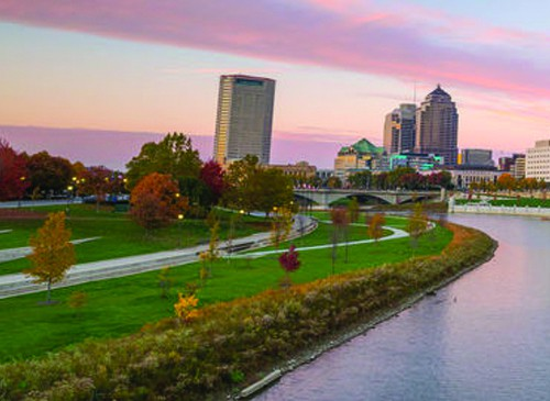 Columbus' Scioto Peninsula Cultural District among the world's best for real estate development projects